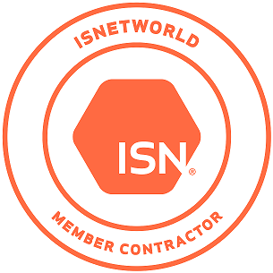 ISNetworld badge